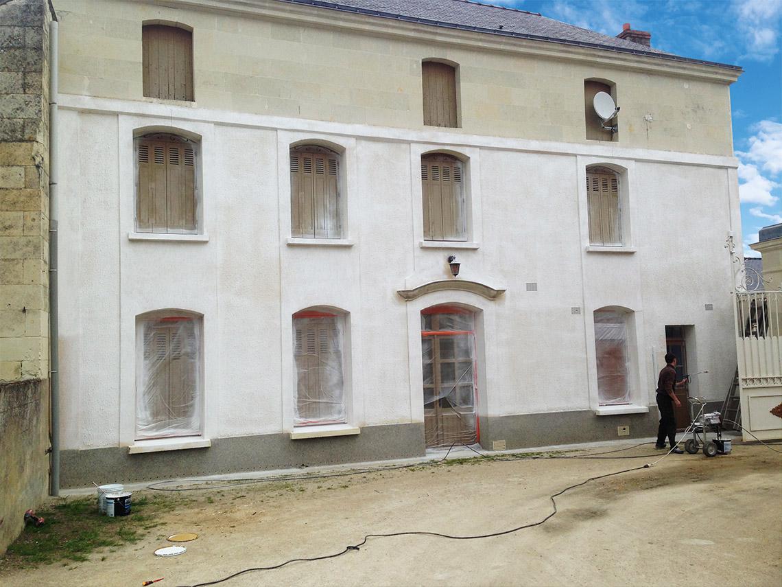 Image #66 - Hydrofuge façade